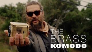 THE BRASS KOMODO | JASON MOMOA | 4K