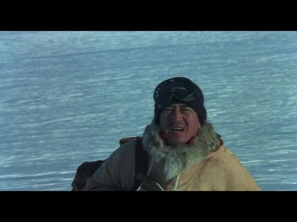Антарктика Antarctica South Pole Story Nankyoku Monogatari (1983) HD 720 Русский перевод