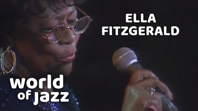 Ella Fitzgerald Live At The North Sea Jazz Festival 13 07 1979 World of Jazz