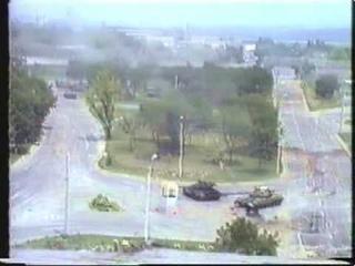 Т-64БВ, война в Приднестровье.