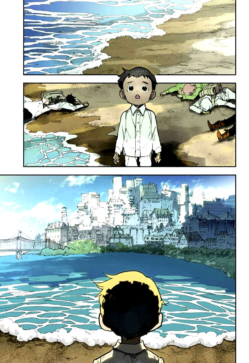 The Promised Neverland, Chapter 179, image #1