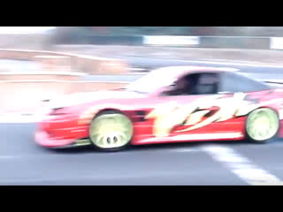 nb8ct — MSC Challenge 2006 at Meihan Sports Land: Team Wish Halloween Racing 180SX