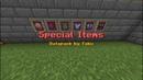 Special Items Datapack v1 0 by Taku