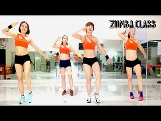 40 Mins Aerobic Dance At Home Reduce Abdominal Fat l Aerobic Dance Workout Full Video l Zumba Class