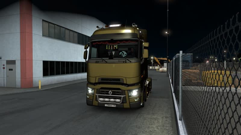 Euro Truck Simulator 2 Италия Рейс 109