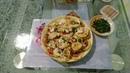 Классический ужин из кабачков Зелёный салатик может быть лёгким дополнением к блюду