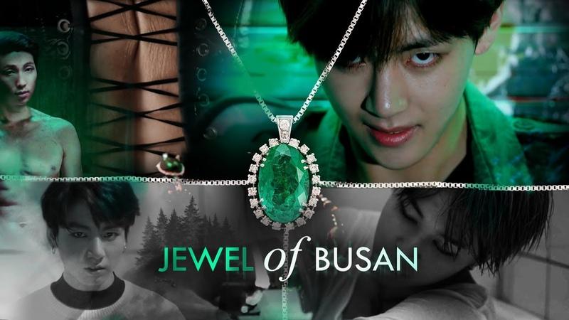 BTS Jewel of Busan ○ Fanfic Trailer Crime Psychological AU
