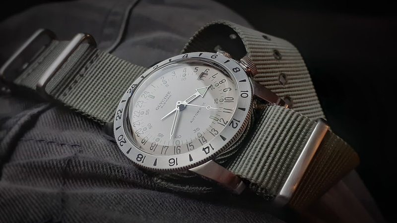 Watch U Strappin'?! Ep. 104 - Glycine Airman No. 1 Purist GL0161