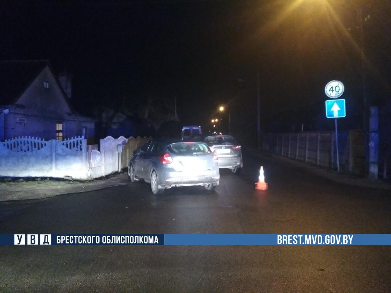 На перекрестке Войкова и Фруктовой произошло ДТП, пострадал ребёнок