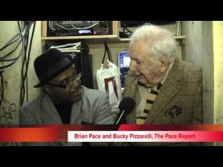 """The Pace Report: """"Celebrating Bucky: 88 Years of Swing"""" The Bucky Pizzarelli Interview"""