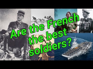 Are the French the best soldiers?