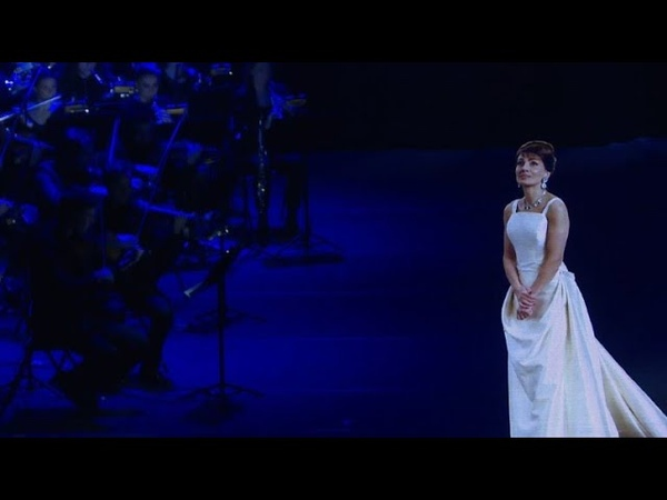 Astonishment as hologram live orchestra put Callas back onstage
