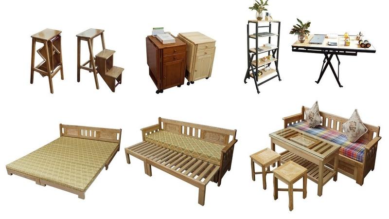 Những Sản Phẩm Nội Thất Tiện Ích Cho Gia Đình Collection Of Useful Wooden Furniture For Families