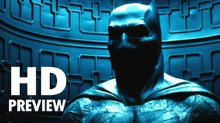Batman vs Superman Teaser Trailer Sneak Peek 2015 Superhero Movie HD