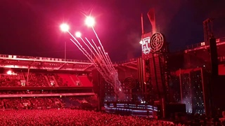 Rammstein - Du Hast (PYRO SHOW) LIVE August 18, 2019 (Ullevaal Stadion, Oslo, Norway) HD