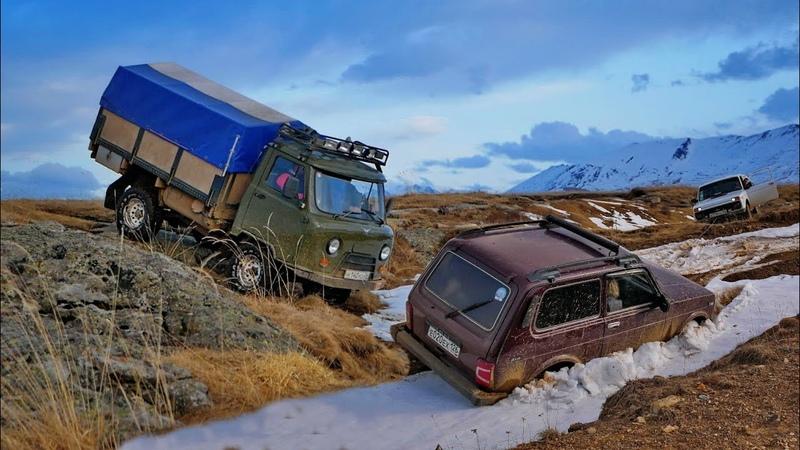 УАЗ Буханка V6 с АКПП Головастик Патриот к Лабиринтам всему вопреки