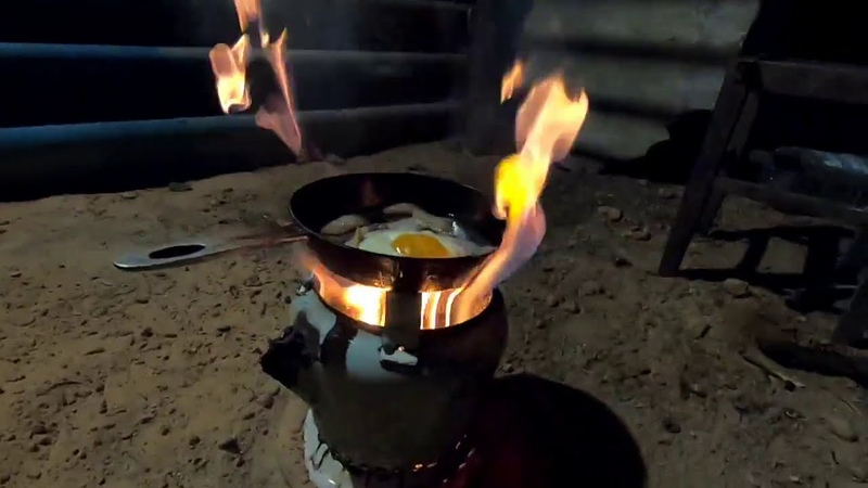 Мини печь из старого эмалированного чайника