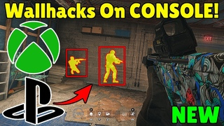 *NEW* Console Now Have WALLHACKS Cheat! (PS4, PS5, Xbox One & Xbox X) - Rainbow Six Siege