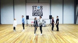 """Танцевальный Лагерь on Instagram: """"Contemporary by @klevakin_klevakin  Dancers @leilabagirova @rolikdasha @klevakin_klevakin @vladimir_tatarchuk #c..."""