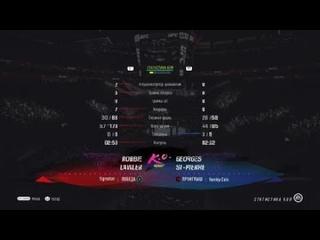 DFL 29 Welterweight: Robbie Lalwer vs Georges St-Pierre