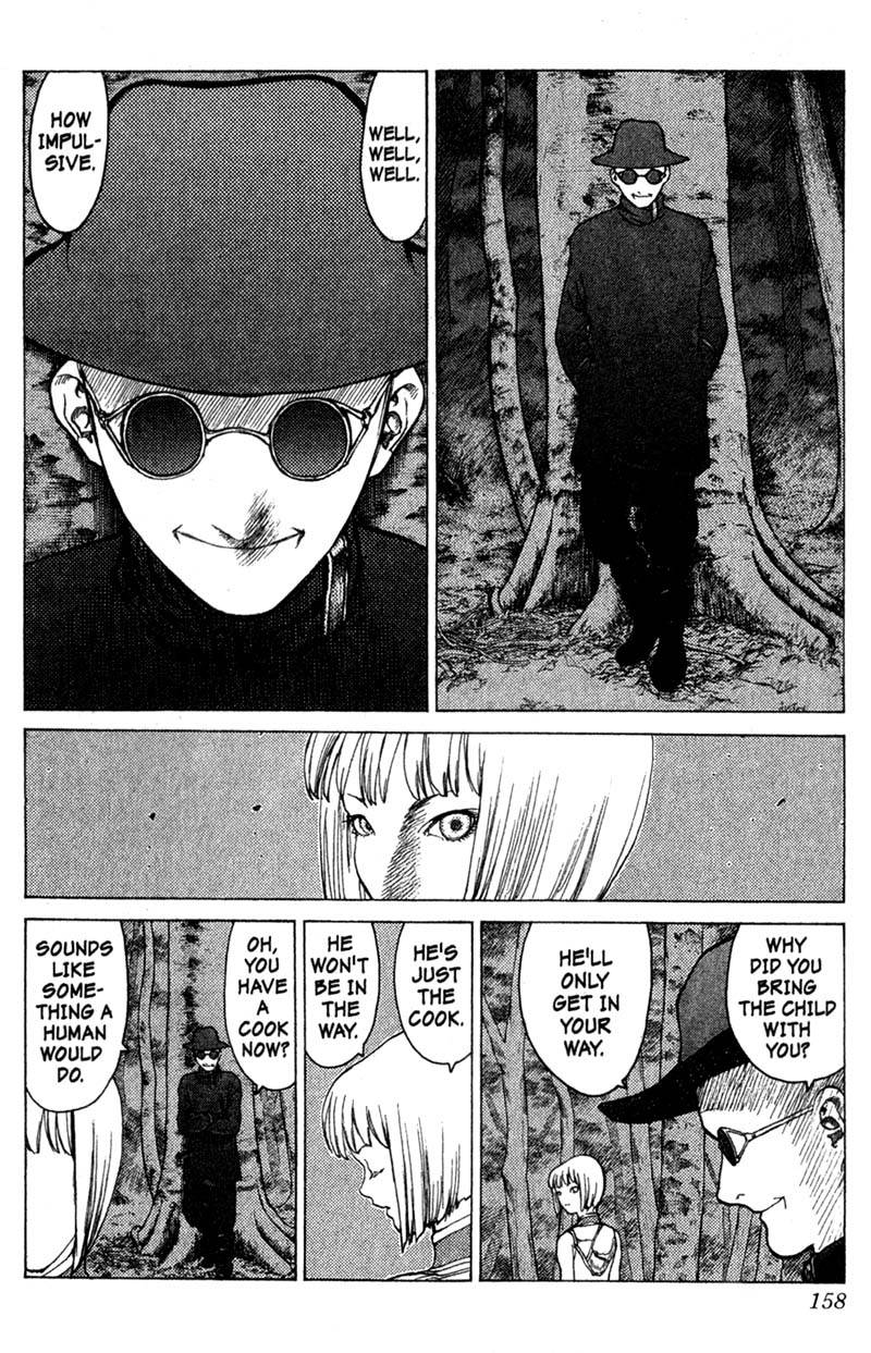 Claymore, Chapter 4, image #9