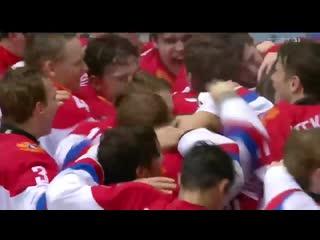 Россия 3-2 Канада. Кубок Глинки/Гретцки.