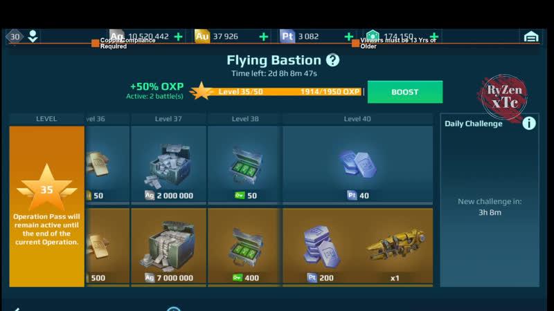 War Robots WR Frustrating Flying Bastion v9 Music by NCM NCS