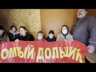 Обращение к Путину и правительству против Дрозденко