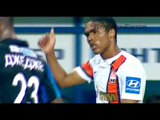 Douglas Costa - Young talent of FC Shakhtar