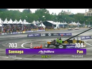 Formula Drift Malaysia 2013 Best 16