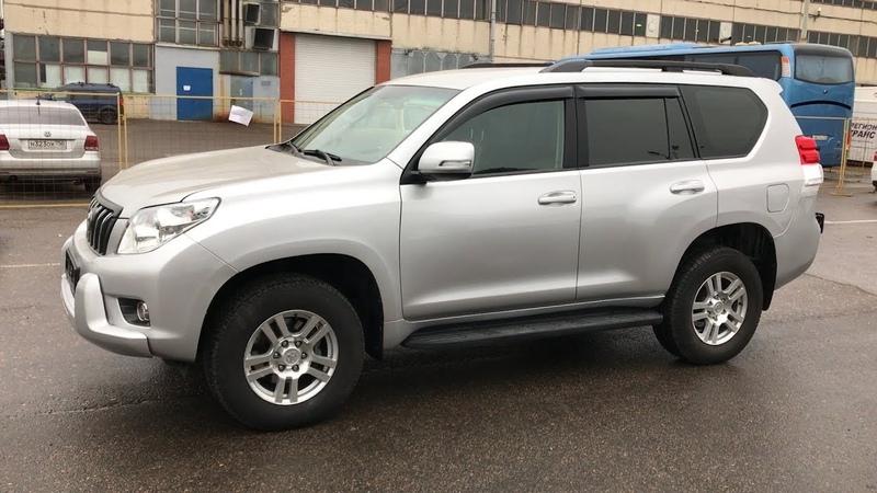 Купить Toyota Land Cruiser Prado 150 2011 года и попасть на 1 7 млн рублей Автохлам