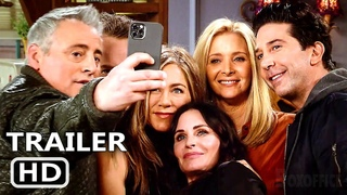 FRIENDS: THE REUNION Official Trailer (NEW 2021)