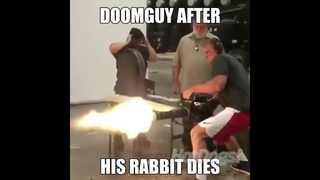 doomguy after daisy dies