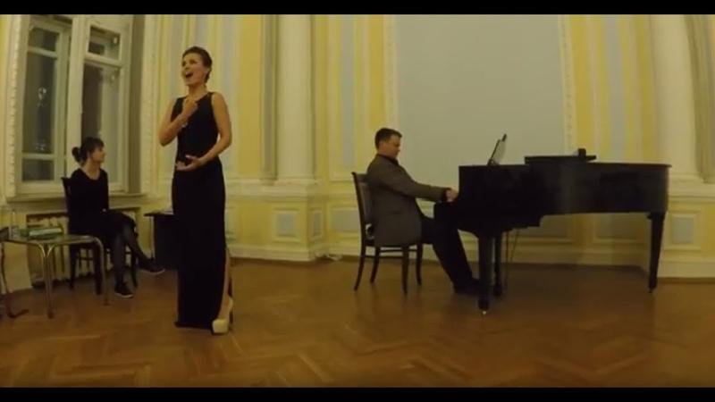 Bobkova Daniela 2nd Queen's Night Aria from the opera The Magic Flute Der Holle Rache Mozart V A