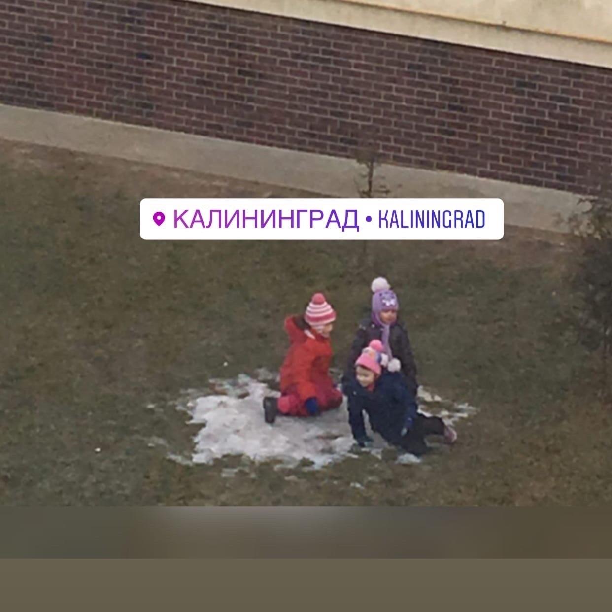 Калининградское новогоднее настроение