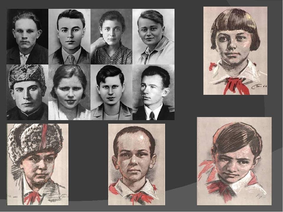 8 февраля — Международный день юного героя-антифашиста