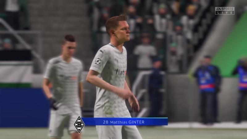FIFA 21 Matthias Ginter