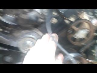 BFM мотор. Кривые руки СТОшников