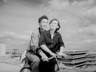 ВИСОКОСНЫЙ ГОД (1961) - драма, экранизация. Анатолий Эфрос