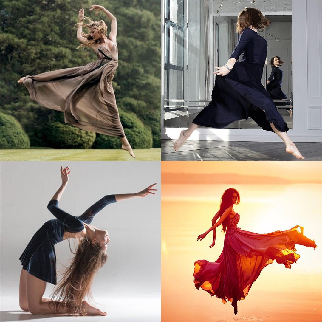 Афиша Челябинск Осознанный интуитивный танец.Практика для женщин