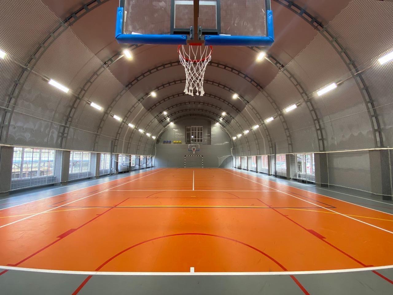 Универсальная Спортивная Площадка Арена Краснодар