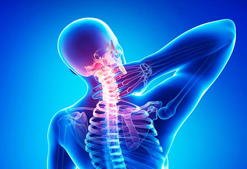 Шейный остеохондроз: причины, симптомы и лечебная гимнастика