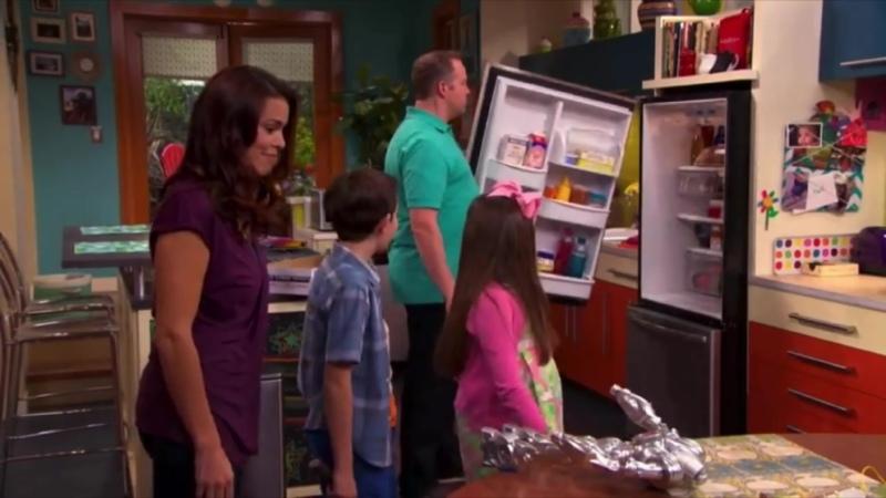 Грозная семейка 1 сезон Смешные моменты