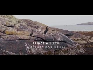 """Документальный """"Принц Уильям: Планета для всех нас"""""""""""
