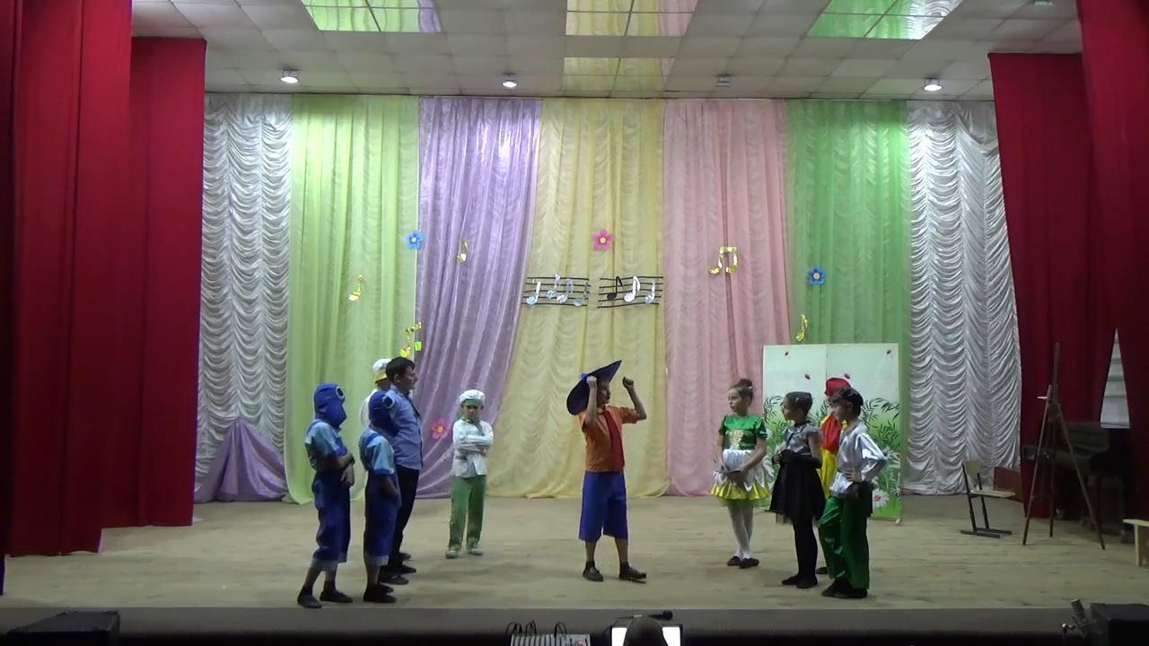 Юные театралы из Петровска стали лауреатами международного конкурса