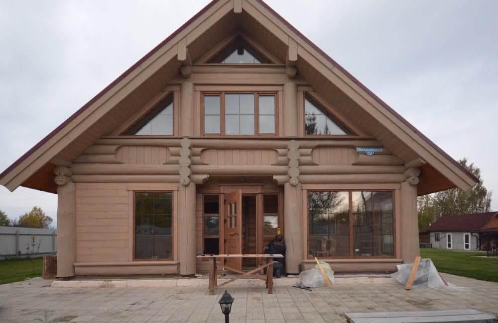 Готовый отремонтированный дом
