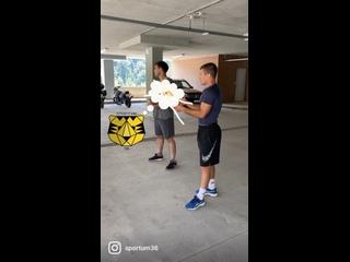 Видео от СпортУМ36