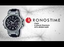Обзор часов Casio G-Shock Premium MTG-B1000-1AER -