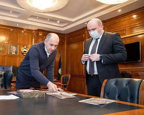 Темрезов рассказал о перспективном направлении развития транспортного комплекса в КЧР