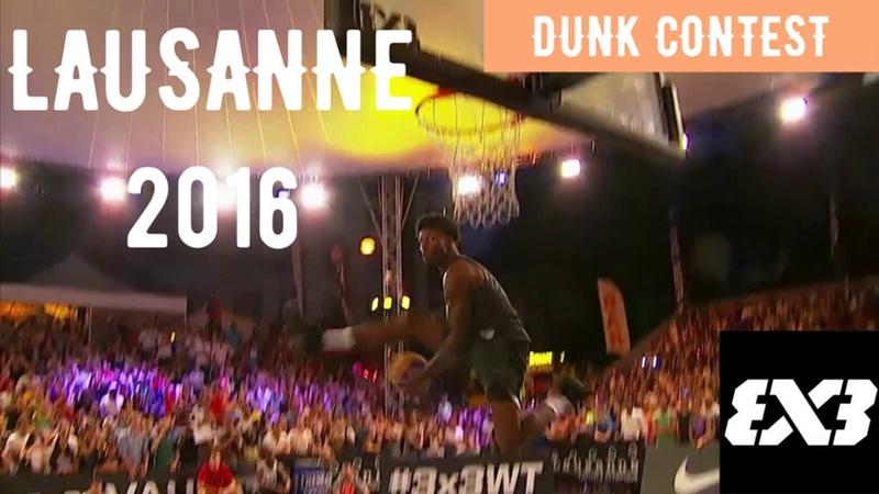 Dunk Contest Lausanne 2016 (Detro)